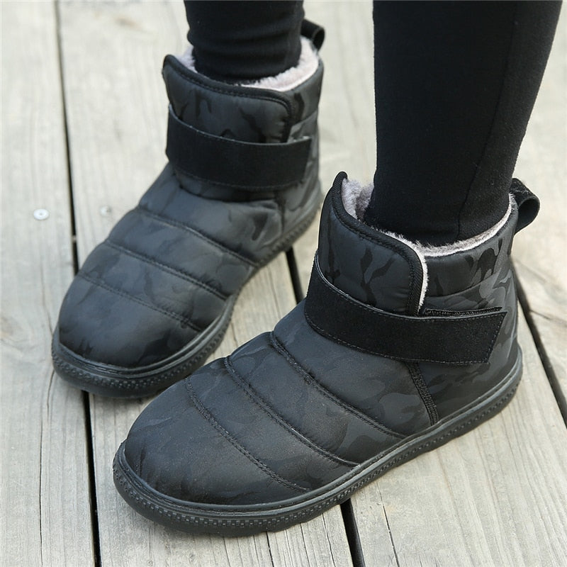 Fashionable Unisex Snow Boots