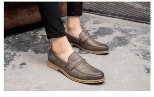 2019| Men's Shallow Comfortable Slip On