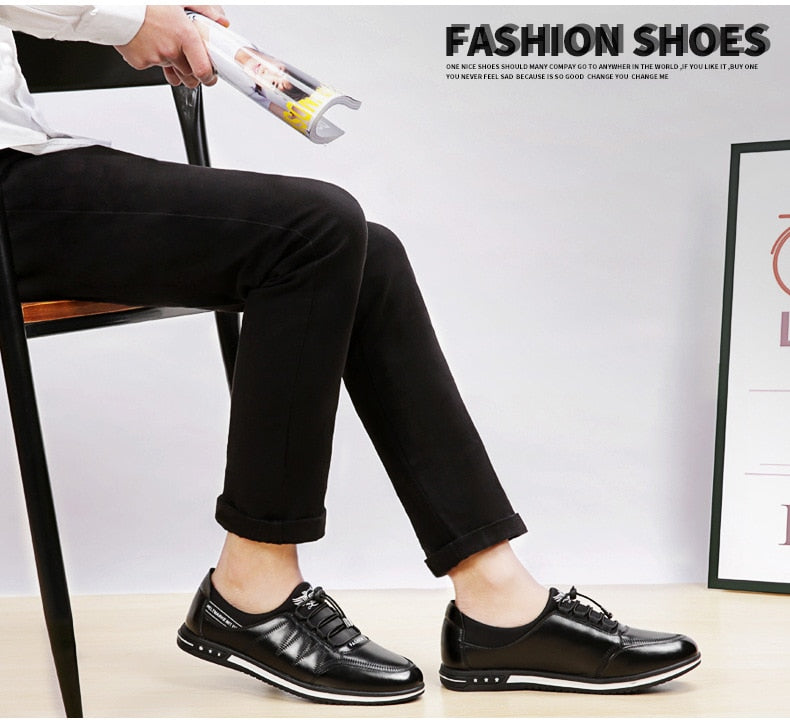 Men Breathable Casual Fashion  Shoes