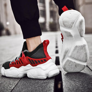 Men's Sports Soft Sneakers