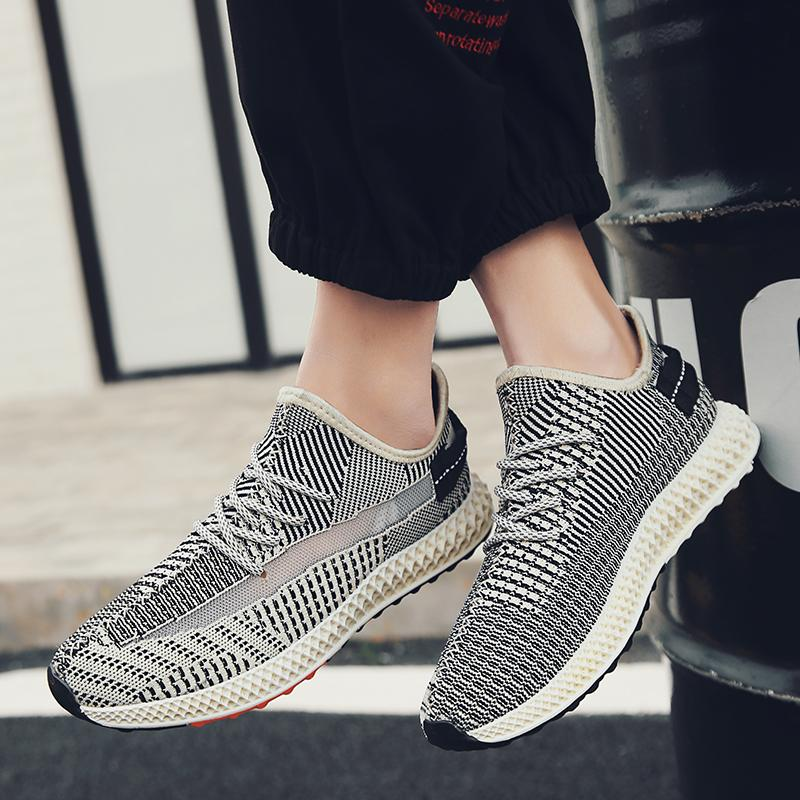 Men's Mesh Running Sneakers