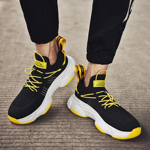 Men's Youth Series Breathable Sneakers