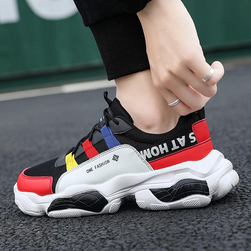 Men's Mesh Breathable Comfortable Shoes