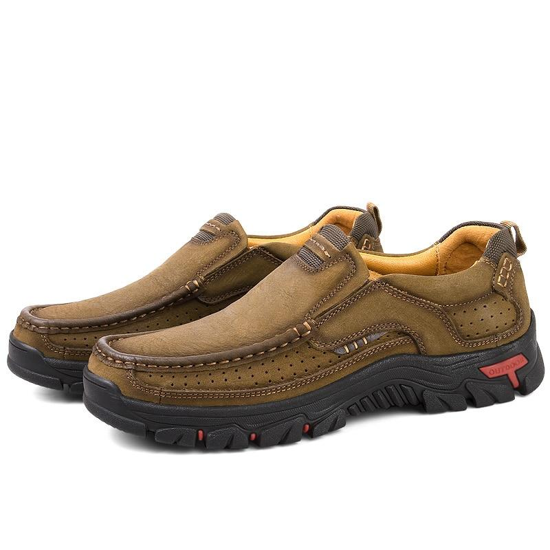 Men's Genuine Leather Outdoor Shoes