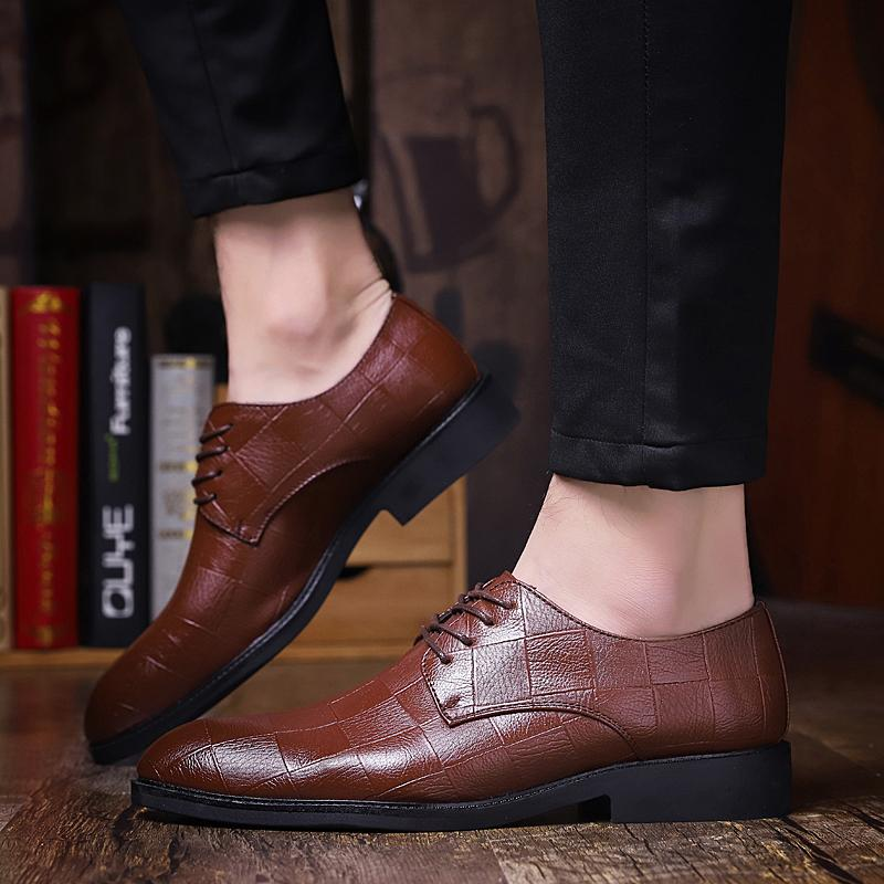 Men's Comfortable Office Loafers