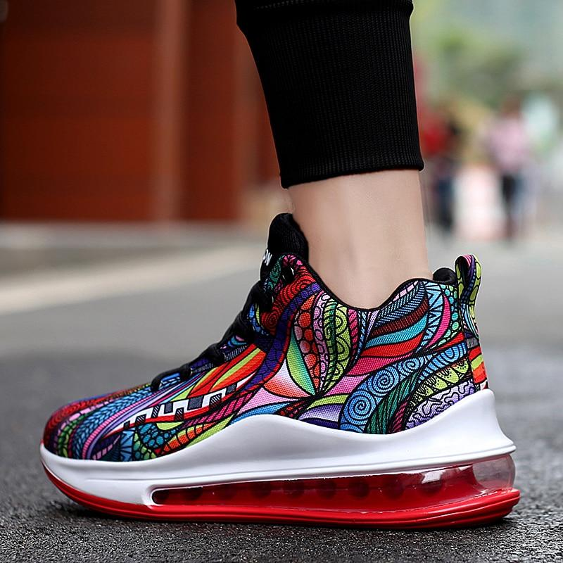 Best Selling! Men's Colorful Breathable Sports Sneakers