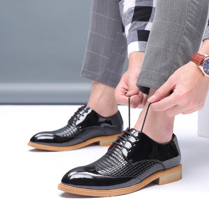 Men's High Quality Genuine Leather Formal Shoes