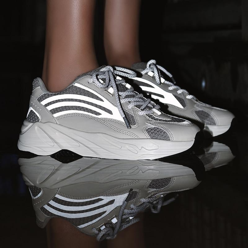 Stylish Night Reflective Shoes
