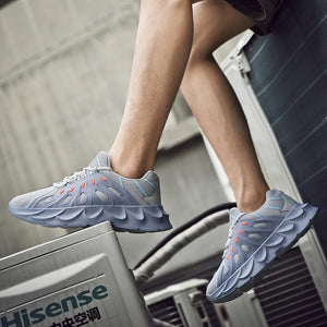 Summer Mesh Athletic Sneakers
