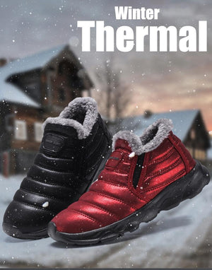 Men's Winter Thermal Series Ankle Boots