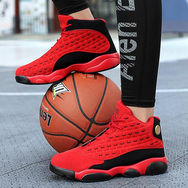 2019 Basketball Comfortable High Top Gym Training Boots