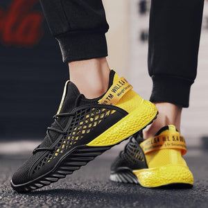 New Men's Air Mesh Vulcanize Sneakers