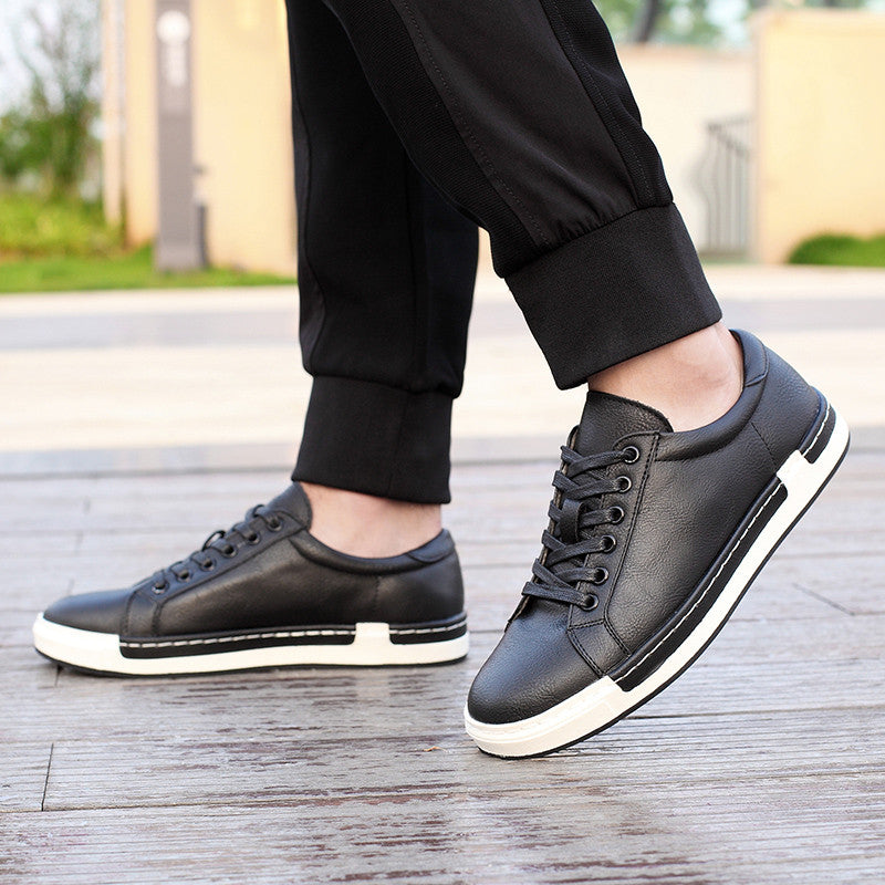 Men Luxury Leather Shoes