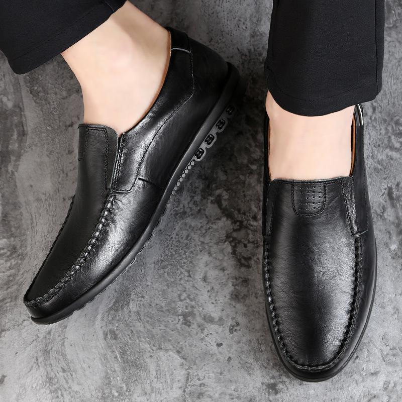 Men Loafers Moccasins Shoes