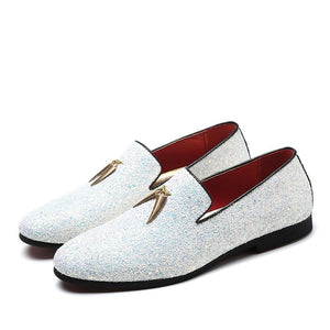Men Wedding Party  Loafer Shoes