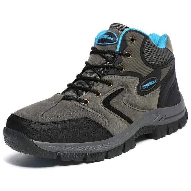 Men Waterproof Hiking Shoes