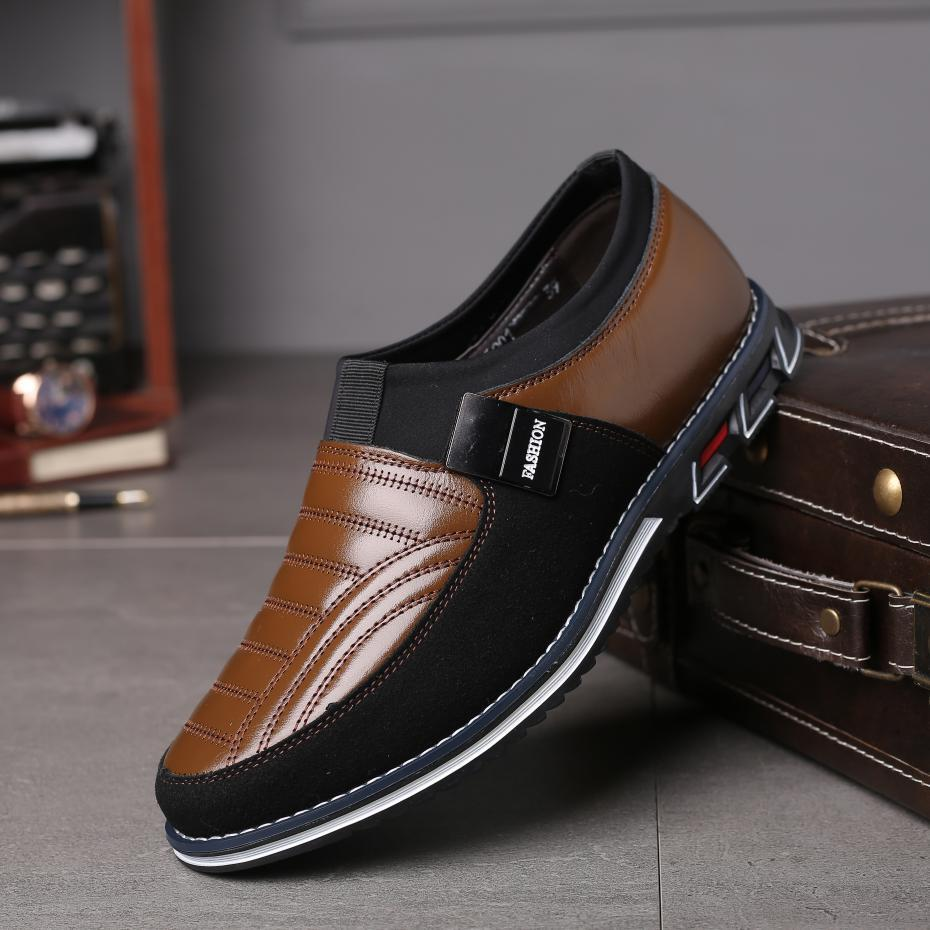 Men's Luxury Brand Casual Driving Shoes