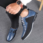 Hot Sale New Big Oxfords Leather Shoes