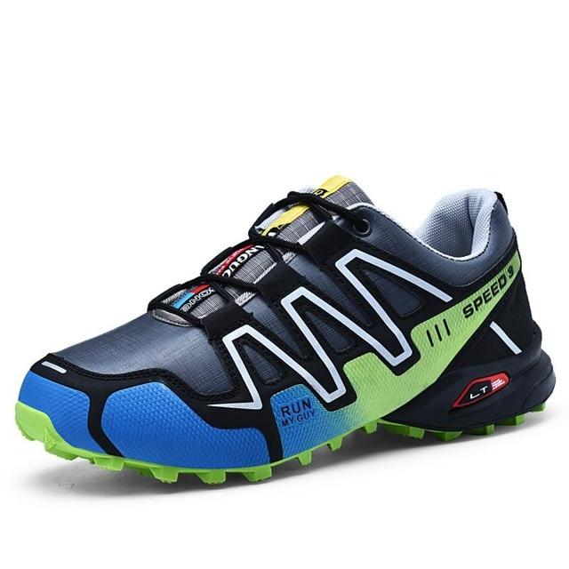 Men Breathable Running Sport Shoes