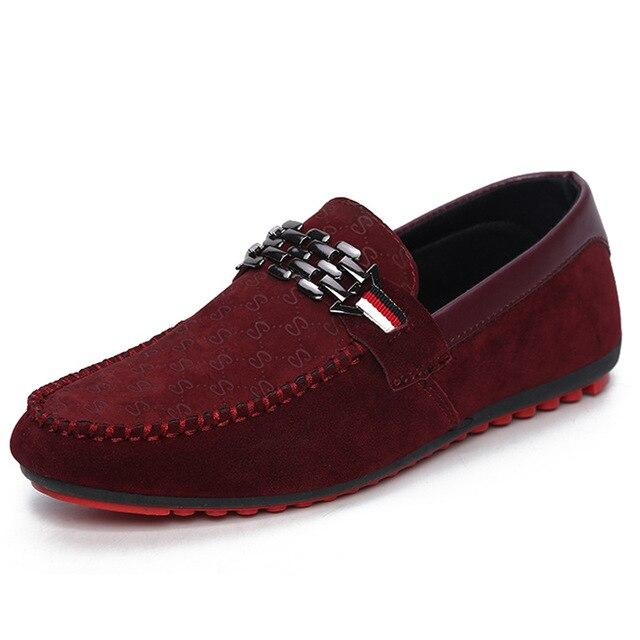 Men Luxury Flat Classic Formal Shoes