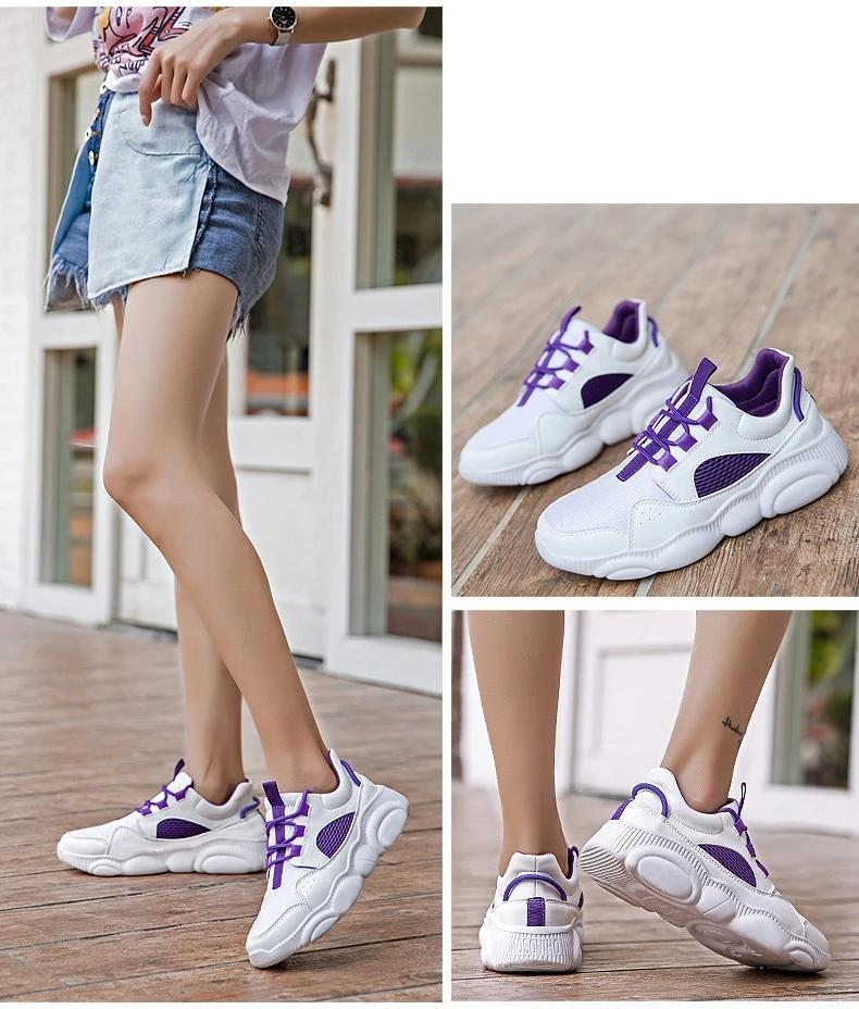 Unisex Breathable Casual Sneakers