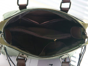 Vintage Leather Ladies Hand Bag