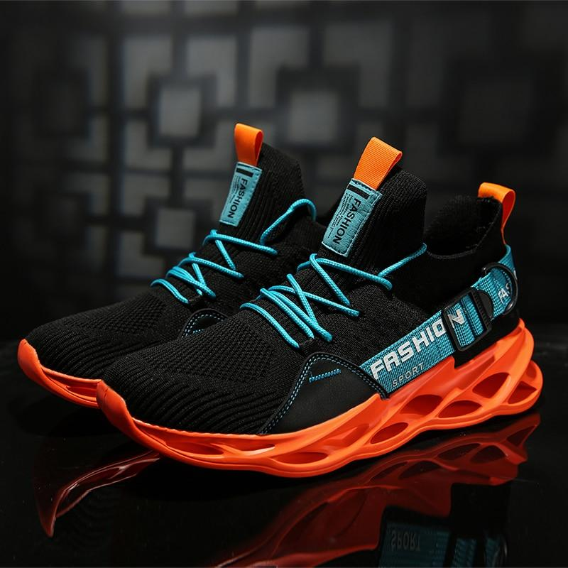 New Outdoor Men Sneakers