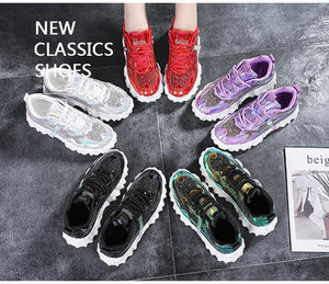 New Woman Sneakers