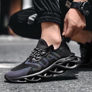 Men's Sneakers Shock Absorption Shoes
