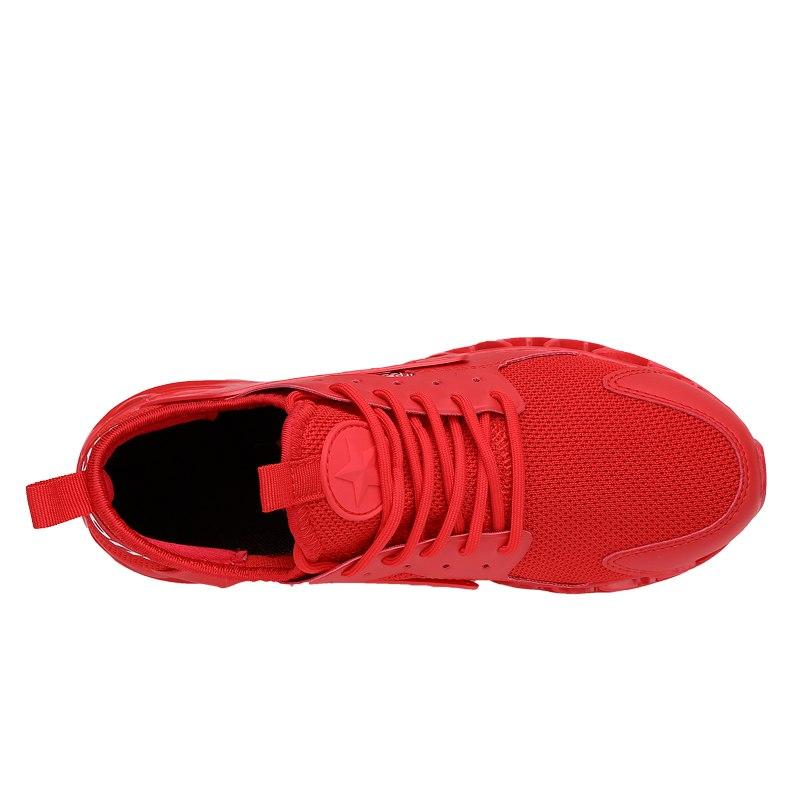 2019|Super Bounce Breathable Men Sneakers - SpringLime