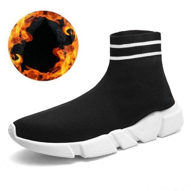 Men Breathable Winter Casual Shoes