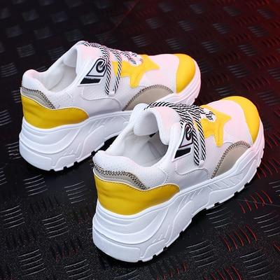 2019| Women's Breathable Flat Sneakers