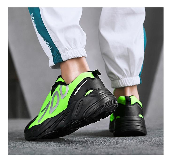 West Mesh Light Breathable Men Casual Shoes - SpringLime