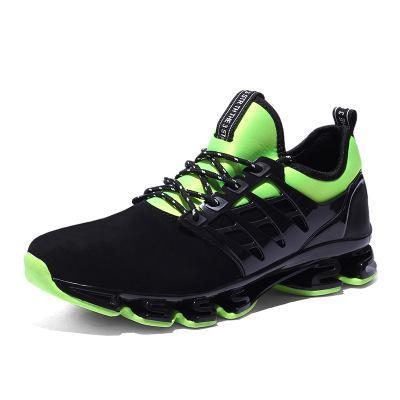Man Breathable Running Sneakers