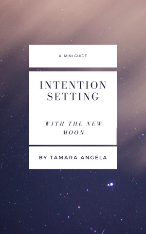 Intention Setting w/ the New Moon