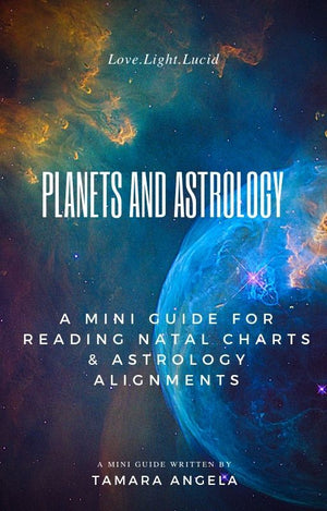 Planets and Astrology- The Mini Guide