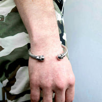 Skull Men's Bracelet - superldn