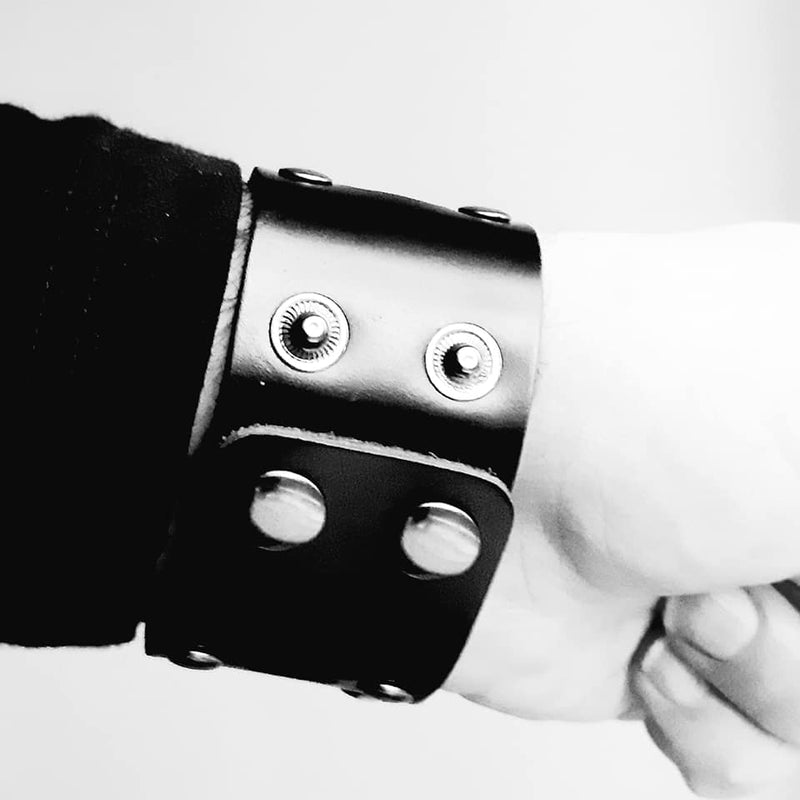 Leather Cuff - SuperLdN