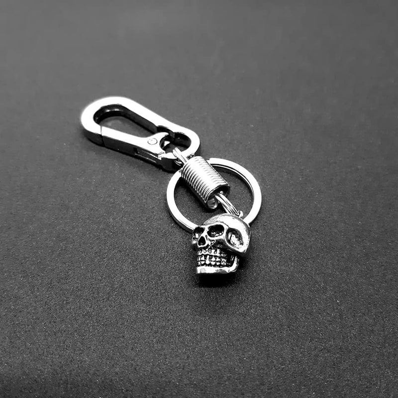 Skull Keyring - SuperLdN