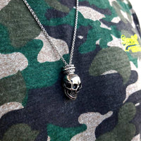 SLdN Skull Necklace - SuperLdN