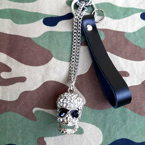 Heavy Skull Keyring - SuperLdN
