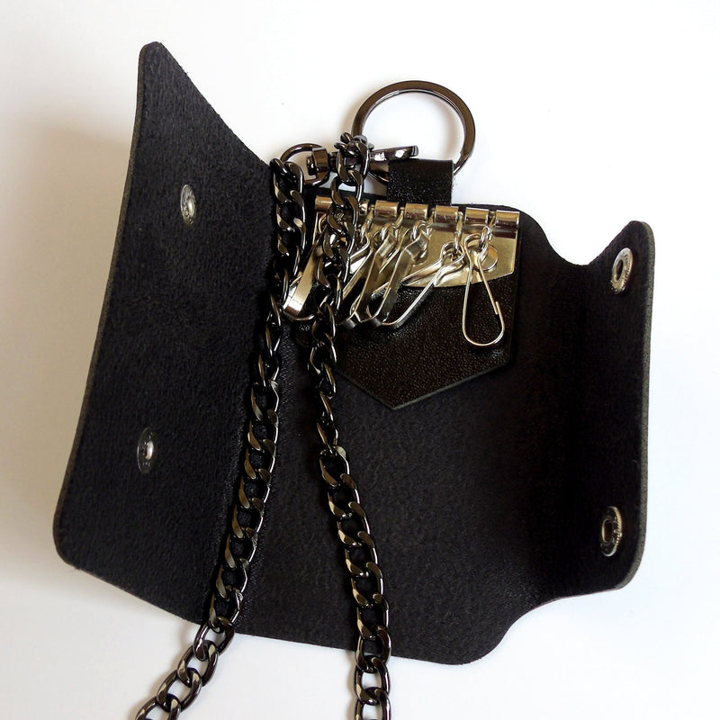 Key Holder with Separate Tassel Keyring - superldn