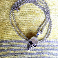 Skull Necklace - superldn