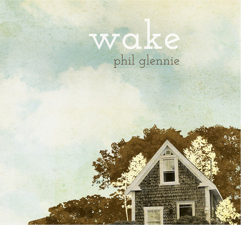 Wake by Phil Glennie CD