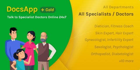 DocsApp Gold Health Card