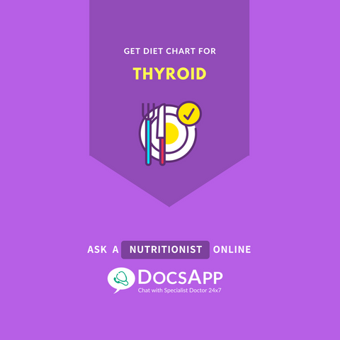 Thyroid Diet Chart
