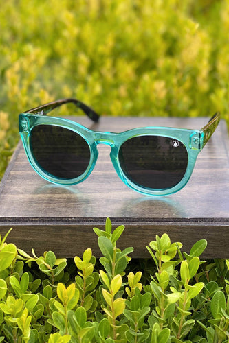 American Bonfire Cholla Sunglasses in Turquoise