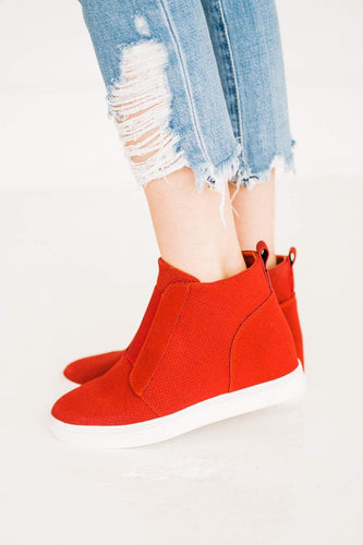 Shoes Corky's Killeen Sneaker in Red
