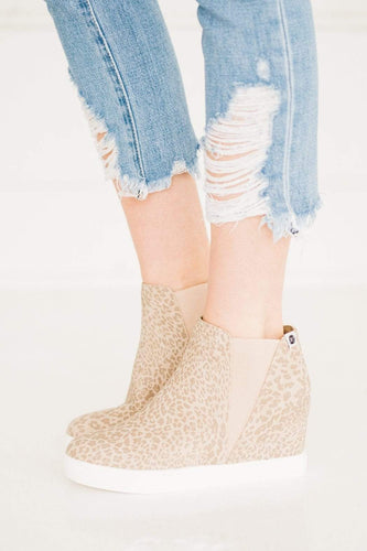 Shoes Matisse Lure Wedge in Leopard
