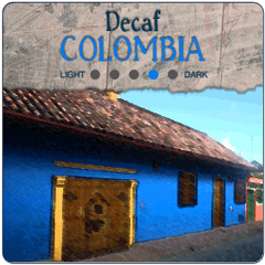 Colombian Supremo Decaf Coffee